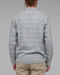 Penny Stock - Gray The Penny Shirt for Men - Lyst