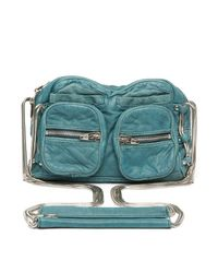 Alexander Wang | Blue Brenda Chain Bag | Lyst