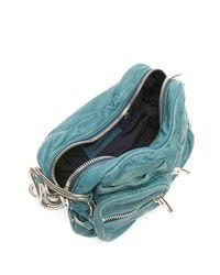 Alexander Wang - Blue Brenda Chain Bag - Lyst