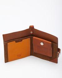 Folk - Brown Burts Wallet for Men - Lyst