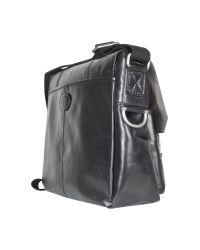 Fossil - Brown Dayton - Leather Messenger Bag for Men - Lyst