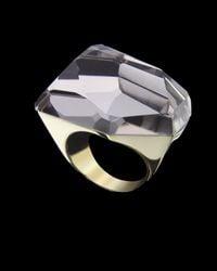 H Stern - Multicolor Dvf Power Quartz Ring - Lyst