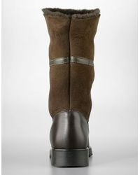 La Canadienne | Brown Kosmo Mid-calf Boots | Lyst