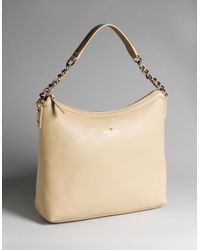 kate spade new york | Natural Cobble Hill Medium Serena Hobo-style Shoulder Bag | Lyst