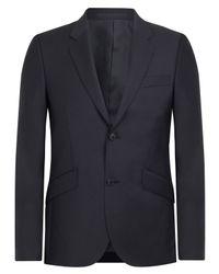 Acne Studios - Black Wall Street Suit Jacket for Men - Lyst