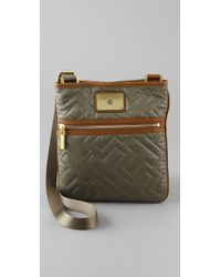 Tory Burch | Green Ski Vintage Swing Pack | Lyst