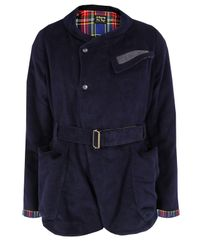 A Child Of The Jago | Blue Magsmen Navy Moleskin Jacket for Men | Lyst