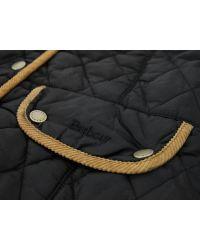 Barbour | Black Vintage Quilted Jacket for Men | Lyst