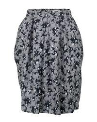 Farhi by Nicole Farhi | Pollock D3ae4 Soap Black Skirt | Lyst