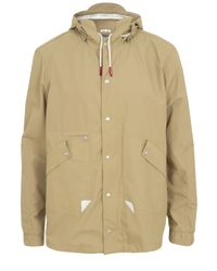 Folk | Natural Rainmac Bronze Jacket for Men | Lyst