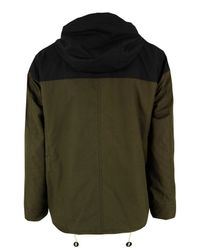 Heritage Research | Green Longline Parka for Men | Lyst