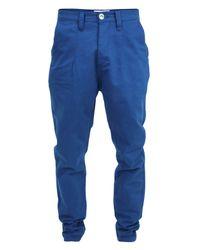 Humor | Dean 879-610 Blue Trousers for Men | Lyst