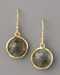 Ippolita - Metallic Labradorite Drop Earrings - Lyst