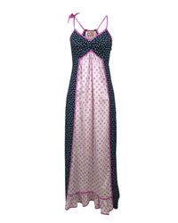 Juicy Couture | Multicolor Multi Maxi Dress | Lyst