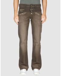 Marithé et François Girbaud - Brown Marithe F. Girbaud - Casual Pants for Men - Lyst