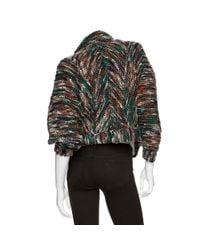 Mike Gonzalez - Multicolor Exclusive Boucle Zip Jacket - Lyst