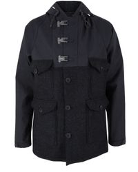 Nigel Cabourn | Blue Classic Navy Cameraman Jacket for Men | Lyst