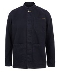 Nudie Jeans | Blue Tor Work Indigo Jacket for Men | Lyst