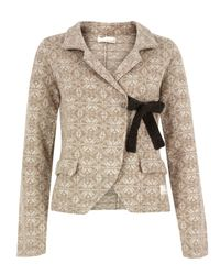 Odd Molly | Natural Lovely Beige Cardigan | Lyst