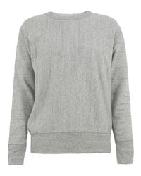 Our Legacy | Gray Great Grey Reversed Sweat for Men | Lyst
