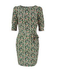Paul & Joe | Kamelya Green Dress | Lyst
