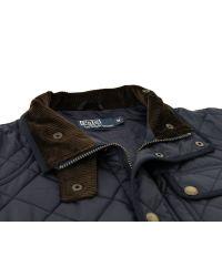 Polo Ralph Lauren | Blue Navy Gilet for Men | Lyst
