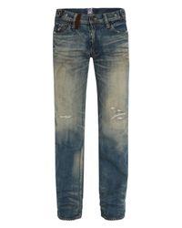 PRPS | Blue 'demon Domain' Jeans for Men | Lyst