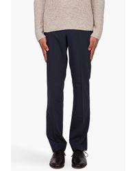 J.Lindeberg - Blue Nicolas Slim Stretch Pants for Men - Lyst