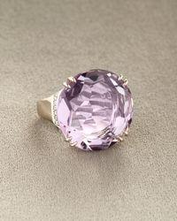 H Stern | Purple Cobblestone Amethyst Ring | Lyst