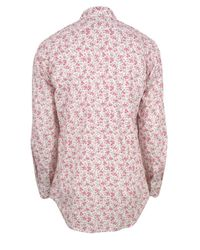 Paul Smith | 256-s77 Pink Shirt for Men | Lyst