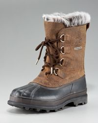Sorel | Brown Caribou Reserve Ltd for Men | Lyst