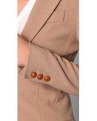 Georgie | Natural Redford Jacket | Lyst