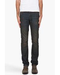 Marc Jacobs - Blue Garage Denim Jeans for Men - Lyst