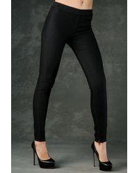 Hudson Jeans | Blue Edie Pull On Skinny | Lyst