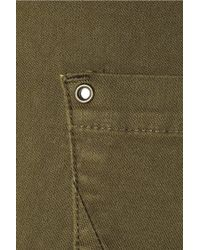 By Malene Birger - Green Ilania Zipped Jeans - Lyst