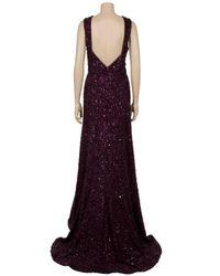 Eastland | Purple Sequin Detail Gown | Lyst