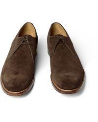 Foot The Coacher | Black Roger Derby Shoes for Men | Lyst