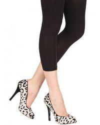 Dolce & Gabbana - White 120mm Ponyskin Leopard Print Pumps - Lyst