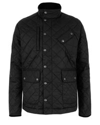 Penfield | Colwood Black Quilted Jacket for Men | Lyst