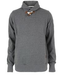 Penfield | Gray Dunstone Charcoal Grey Sweat for Men | Lyst