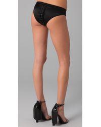 Kiki de Montparnasse - Black Tuxedo Panty - Lyst