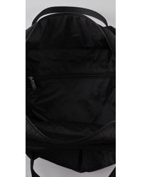 LeSportsac - Black Poof Deluxe Everygirl Tote - Lyst