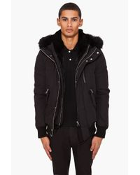 Mackage | Black Dixon Jacket for Men | Lyst