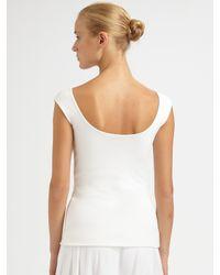 Ralph Lauren Black Label | White Long Skirt | Lyst
