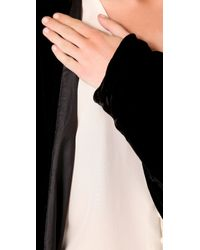 Winter Kate   Black Waxing Crescent Jacket   Lyst