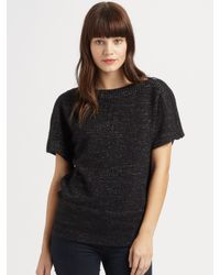 Marc By Marc Jacobs | Black Calliope Sweater | Lyst
