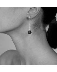 Astley Clarke - Brown Riviera Lights Drop Earrings - Lyst