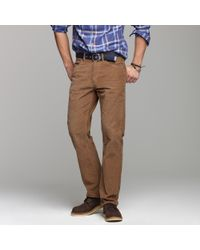 J.Crew | Brown Vintage Cord in Bootcut Fit for Men | Lyst