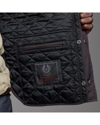 J.Crew | Black Belstaff® Body Warmer Jacket for Men | Lyst