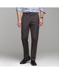 J.Crew | Black Bowery Microstripe In Classic Fit for Men | Lyst